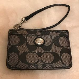 Coach Mini Skinny Id Case/Wristlet